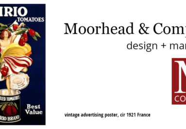 Moorhead & Co – design + marketing