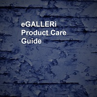 Reference the eGalleri Product Care Guide to preserve the beauty of your one of a kind original.